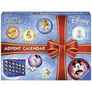 Puzzle Calendario dell'Avvento Disney Classic (11676)