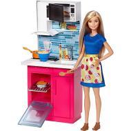 Barbie e i suoi arredamenti Cucina (DVX54)