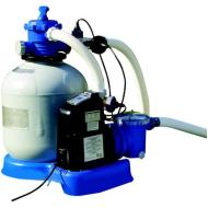 Pompa A Sabbia Combo - Flusso D'Acqua: 10.000 L/H, Flusso Di Sistema: 8.300 L/H (28682)