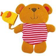 Set teddy e papera da bagno (E0200A)
