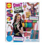 Fai Da Te - Duct Tape Party Alex 769X / Kit Deluxe per Decorare Accessori con Nastri Adesivi Creativi