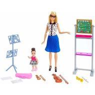 Barbie Insegnante di Musica (FXP18)