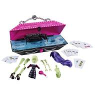 Il laboratorio delle Monster High (X3732)