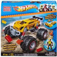 Hot Wheels Camion Super Blitzen Stun Giallo
