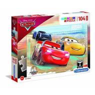 Puzzle 104 Cars 3 27074