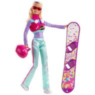Barbie I Can Be... Snowboarder (T2690)
