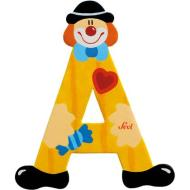 Lettera A Clown