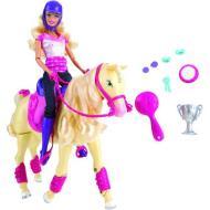 Barbie in gara con Tawni (T2705)