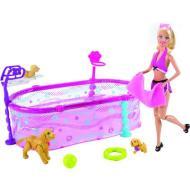 Scuola di nuoto dei cuccioli (T2706)