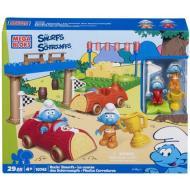 Play Set i Puffi e la gara delle macchine