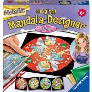 Mandala Designer Metallic Mini Metallic Fantasy (29762)