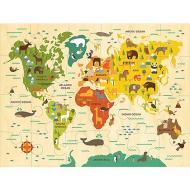 Puzzle Da Pavimento-Mondo (Pe37837)