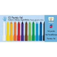 12 pastelli gel - classic