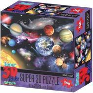 Puzzle 3D H. Robinson: Sistema Solare 150 pezzi