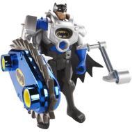 Batman Total Armor deluxe - Batman con motosega (V8411)