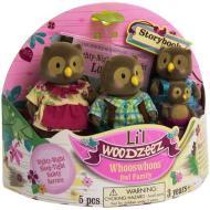 Li'L Woodzeez famiglia Gufo (6007M)