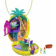 Polly Pocket Cofanetto Borsetta dei Segreti Ananas(GKJ64)