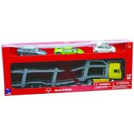 Camion Man F2000 Car Carrier 1:43