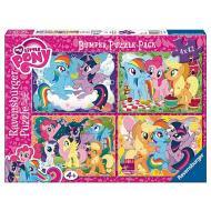 Magica amicizia Puzzle 4x42 Bumper Pack (06875)