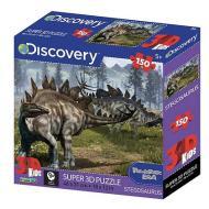 Puzzle 3D Discovery: Stegosaurus 150 pezzi