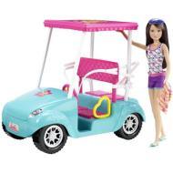 Golf Cart di Barbie (X4926)