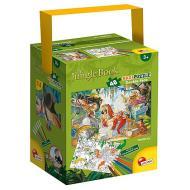 Puzzle In A Tub Maxi 48 Libro della giungla (59027)