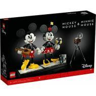 Personaggi costruibili di Topolino e Minnie - Lego Speciale Collezionisti (43179)