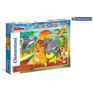 Lion Guard Supercolor Puzzle 60 Pezzi (26960)