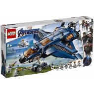 Avengers Ultimate Quinjet - Lego Super Heroes (76126)