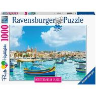 Puzzle 1000 pezzi Mediterranean Malta (14978)