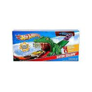 Hot Wheels piste acrobatiche - Gator Escape (T7498)