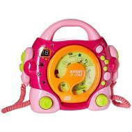 Lettore CD Girl rosa (SD9971)