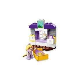 lego duplo torre rapunzel