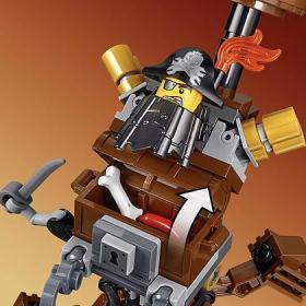 LEGO 70836 il film LEGO 2 BATTAGLIA pronto BATMAN 70836 MINIFIGURES
