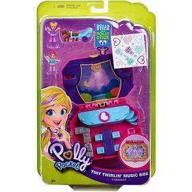 Balletto in teatro Mattel GCJ88 Polly Pocket Cofanetto