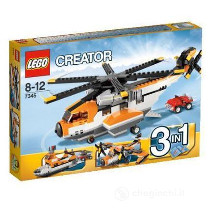Elicottero da trasporto - Lego Creator (7345)