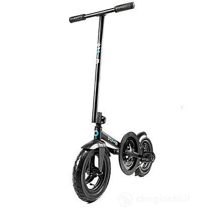 Monopattino Micro Pedalflow Nero a pedali (MP37199)