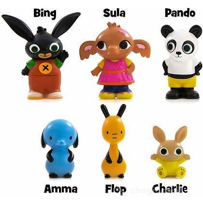 Bing Set 6 Personaggi