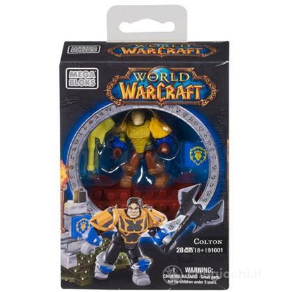 Personaggi Warcraft Colton (Alliance Human Paladin) (91001)