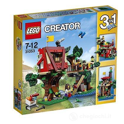 Avventure sulla casa sull'albero - Lego Creator (31053)