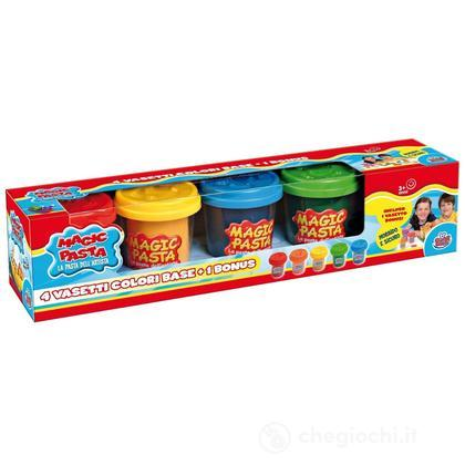 Magic Pasta 5 Vasetti (50002)