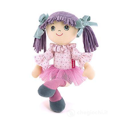Bambola stoffa Alice Lila (52001)