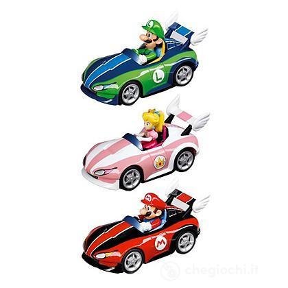 Mario Kart Wii 3 pack veicoli