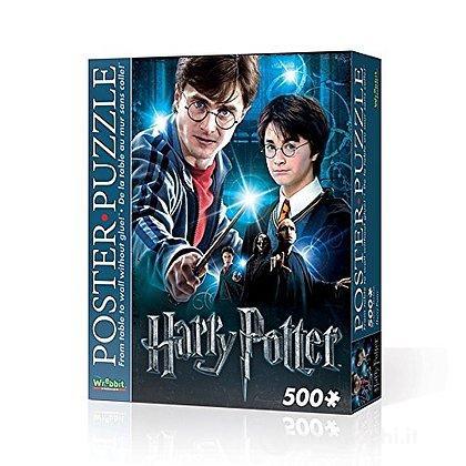 Puzzle 500 pezzi Harry Potter (WPP-5002)