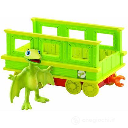 Dino Trains Personaggi Con Vagone