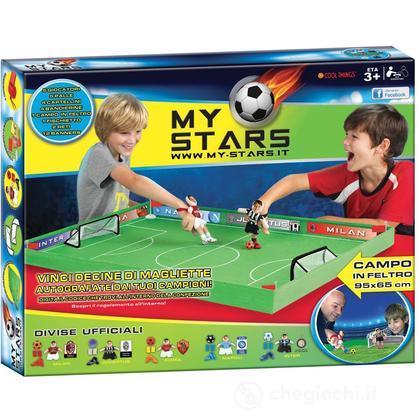 My Stars Set Campo da Calcio e Giocatori (GG00124)