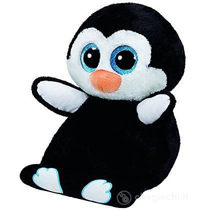Peek-a-boos pinguino Penni Peluche Porta tablet