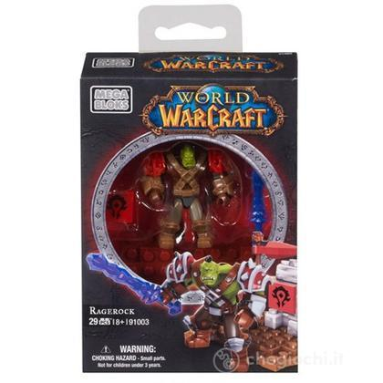 Personaggi Warcraft Ragerock (Horde Orc Warrior) (91003)