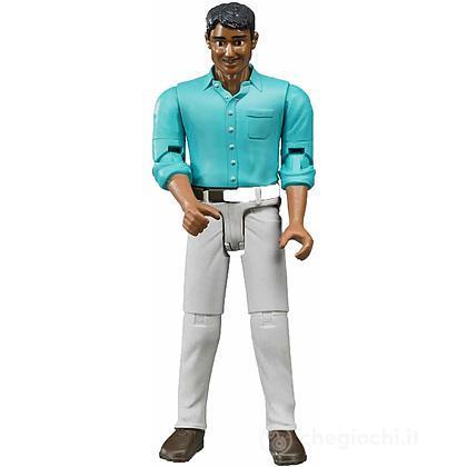 Uomo con Jeans (600003)