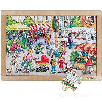 Puzzle Cornice Compleanno (12003)
